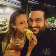 Silvia Notargiacomo et Denny Imbroisi le 10 septembre 2016