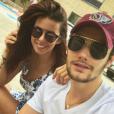 """""""   Natali Husic et Louis Sarkozy en voyage à Denver le 18 juin 2017 """""""