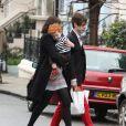 Sophie Ellis-Bextor et son époux Richard Jones avec leur fils Sonny