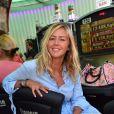 Enora Malagré - Le groupe Partouche inaugure le premier casino en plein air d'Europe (PLEINAIR Casino) à La Ciotat, France, le 8 juin 2017. © Bruno Bebert/Bestimage