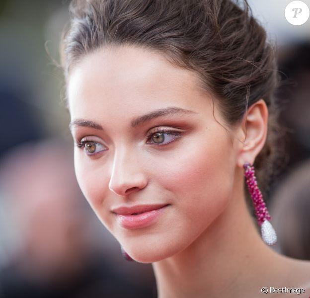 """Jenaye Noah - Montée des marches du film """"Mise à Mort du Cerf Sacré"""" lors du 70ème Festival International du Film de Cannes. Le 22 mai 2017. © Borde-Jacovides-Moreau / Bestimage"""