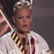 MTV VMA 2017 : Pink émeut avec un discours poignant adressé à sa fille