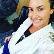Demi Lovato : Sans maquillage, elle célèbre son nouveau trophée...