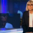Mireille Darc dans l'émission Un jour, Un destin, qui avait diffusé la première fois en janvier 2015.