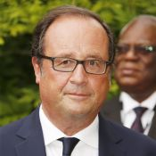 """François Hollande : """"Bouleversé"""" par la mort de son frère..."""