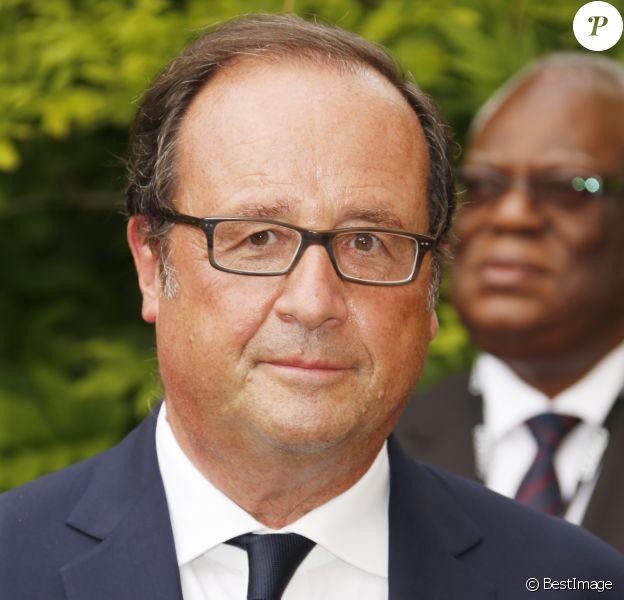 François Hollande - 10ème Festival du Film Francophone d'Angoulême. Christophe Aubert via Bestimage