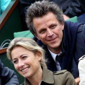 """Anne-Sophie Lapix, ses rares confidences : """"Mon époux est un soutien essentiel"""""""
