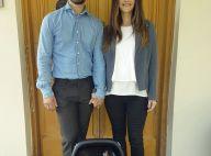 Sofia et Carl Philip de Suède : Prénoms, titre et 1re photo avec bébé révélés