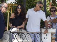 Amal Clooney : Fini le congé maternité, l'épouse de George retourne au travail