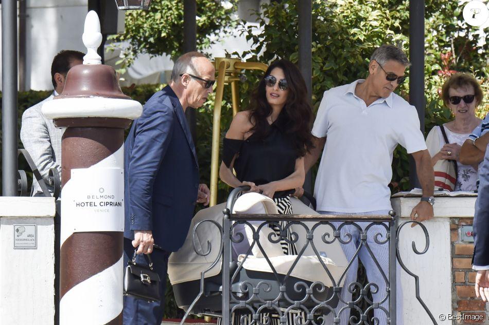George et Amal Clooney accueillent chez eux un réfugié irakien