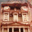 Site historique de Petra en Jordanie