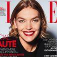 """Couverture du magazine """"ELLE"""" en kiosques le 8 septembre 2017."""