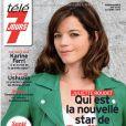 """Magazine """"Télé 7 Jours"""", en kiosques le 11 septembre 2017."""