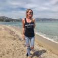 Amélie Neten, sur Instagram le 14 mai 2017.