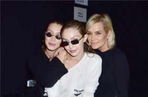 Bella et Gigi Hadid : Duo de soeurs stylé et adulé à la Fashion Week de New York
