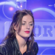 "Julie - ""Secret Story 11"", quotidienne du 12 septembre 2017 sur NT1."