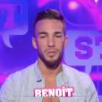 """Benoît - """"Secret Story 11"""", quotidienne du 12 septembre 2017 sur NT1."""