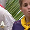 "Mél - ""Koh-Lanta Fidji"" sur TF1. Le vendredi 15 septembre."