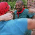 """Les Rouges gagnent l'épreuve de confort - """"Koh-Lanta Fidji"""" sur TF1. Le vendredi 15 septembre."""