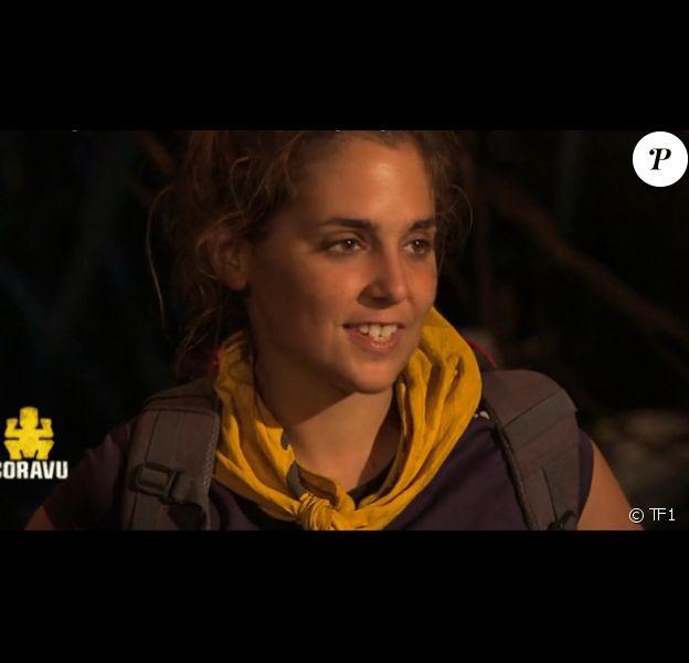 """Mél est éliminée - """"Koh-Lanta Fidji"""" sur TF1. Le vendredi 15 septembre."""