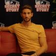 """Charles (Secret Story 11) en interview pour """"Purepeople.com"""" le 15 septembre 2017."""