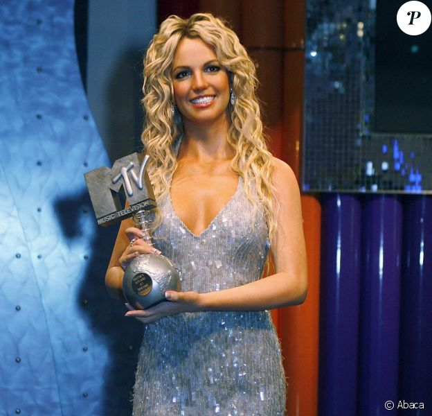 Britney Spears nouvelle version chez Mme Tussauds