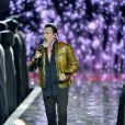 """Exclusif - Florent Pagny - Emission """"La chanson de l'année fête la musique"""" dans les arènes de Nîmes, diffusée en direct sur TF1 le 17 juin 2017. © Bruno Bebert/Bestimage"""