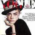 Le magazine  Vogue , édition française, du mois d'octobre 2017