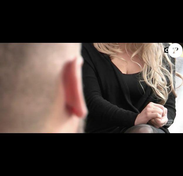 """Une candidate dé télé-réalité anonyme dénonce la prostitution dans ce milieu, le 24 septembre 2017 dans """"Les Terriens du dimanche"""" sur C8."""