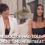 Kim Kardashian évoque le terrible jour où elle a cru faire une fausse couche