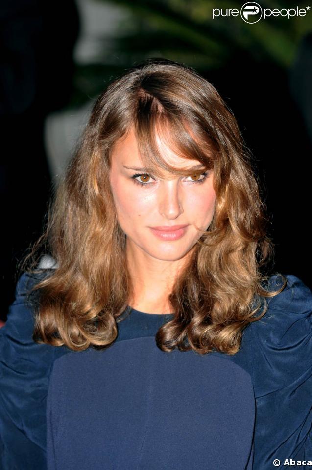 Natalie Portman, un regard de feu, pour une beauté époustouflante...