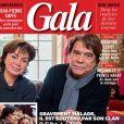 """Couverture du magazine """"Gala"""", numéro 1268 du 27 septembre 2017."""