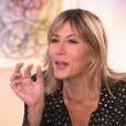 """""""Mathilde Seigner évoquant son histoire d'amour avec Mathieu Petit dans l'émission """"Thé ou Café"""" le 30 septembre 2017"""""""