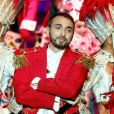 "Exclusif - Christophe Willem - Tournage de l'émission ""Tous au Moulin Rouge pour le Sidaction"" au Moulin Rouge à Paris le 20 mars. L'émission sera diffusée sur France 2 le samedi 25 mars 2017 à 21h00. © Cyril Moreau - Dominique Jacovides / Bestimage"