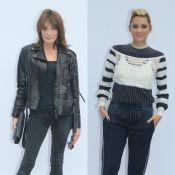 Fashion Week : Carla Bruni et Marion Cotillard, ravissantes pour Valentino