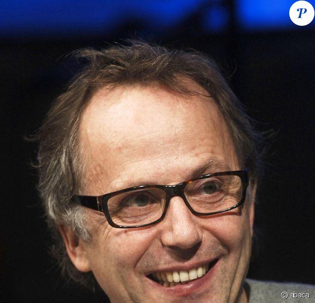 Fabrice Luchini président du festival du film de comédie de l'Alpe d'Huez