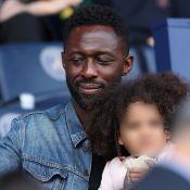PSG – Bordeaux : Ophélie Meunier, Thomas Ngijol et sa fille en tribune