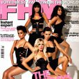 The Saturdays dans FHM UK