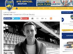 Olivier Baudry : Mort à 44 ans de l'ex-footballeur, légende du FC Sochaux