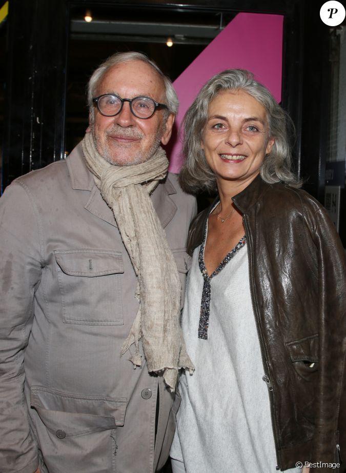 Exclusif patrice laffont et sa ex femme val rie people au concert de jean francois varlet - Jean francois balmer et sa femme ...