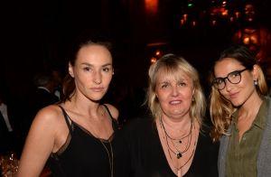 Vanessa Demouy oublie son divorce au côté de Valérie Damidot et sa fille