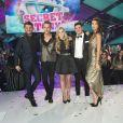 Christophe Beaugrand, Julien, Mélanie, Anais, Thomas et Emilie - Julien remporte Secret Story 10 et 100 000 euros lors de la finale le 17 novembre 2016.