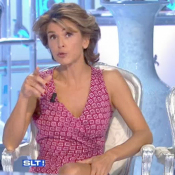 """SLT – Anne Nivat, """"femme de"""" Jean-Jacques Bourdin : Elle s'agace face caméra"""