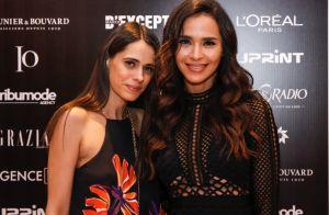 Camille Cerf, Leila Ben Khalifa et Sarah Marshall brillent au Casa Fashion Show