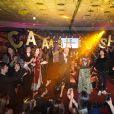 """Exclusif - Imany et Cris Cab lors de la 11ème édition du """"Casa Fashion Show - Collection Automne/Hiver 2017-2018"""" au Sofitel Casablanca Tour Blanche. ©Philippe Doignon/Bestimage"""