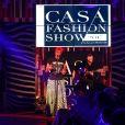 """Exclusif - Imany sur scène lors de la 11ème édition du """"Casa Fashion Show - Collection Automne/Hiver 2017-2018"""" au Sofitel Casablanca Tour Blanche. Maroc, Casablanca, le 7 octobre 2017. © Philippe Doignon/Bestimage"""