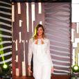 """Exclusif - Camille Cerf (Miss France 2015) défile lors de la 11ème édition du """"Casa Fashion Show - Collection Automne/Hiver 2017-2018"""" au Sofitel Casablanca Tour Blanche. Maroc, Casablanca, le 7 octobre 2017. © Philippe Doignon/Bestimage"""