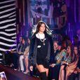 """Exclusif - Défilé de la 11ème édition du """"Casa Fashion Show - Collection Automne/Hiver 2017-2018"""" au Sofitel Casablanca Tour Blanche. Maroc, Casablanca, le 7 octobre 2017. © Philippe Doignon/Bestimage"""
