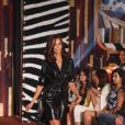 """Exclusif - Défilé de la 11ème édition du """"Casa Fashion Show - Collection Automne/Hiver 2017-2018"""" au Sofitel Casablanca Tour Blanche.Maroc, Casablanca, le 7 octobre 2017. © Philippe Doignon/Bestimage"""