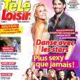 """Magazine """"Télé-Loisirs"""" en koisques le 9 octobre 2017."""